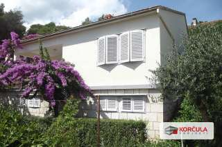 Fully furnished house in a quiet suburb of Korčula town