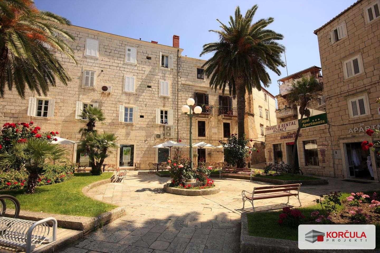 Luxury newly built 21 Room Hotel in Korčula Old Town