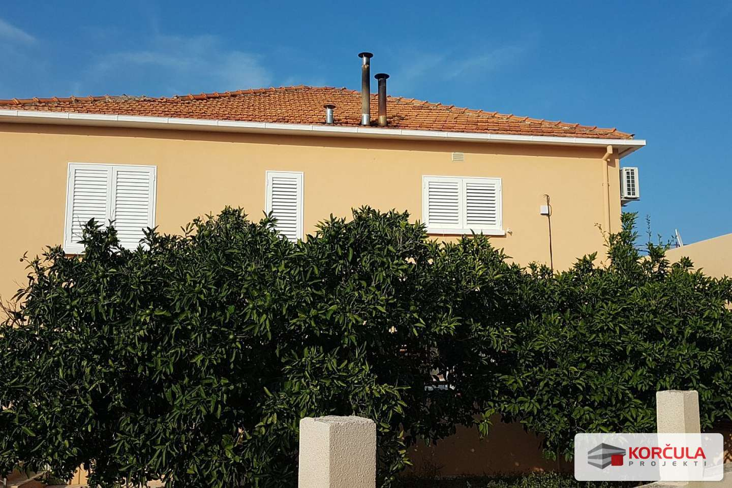 Three bedroom apartment in Vela Luka