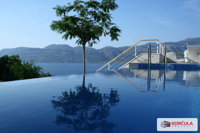 Potpuno opremljena moderna vila sa bazenom