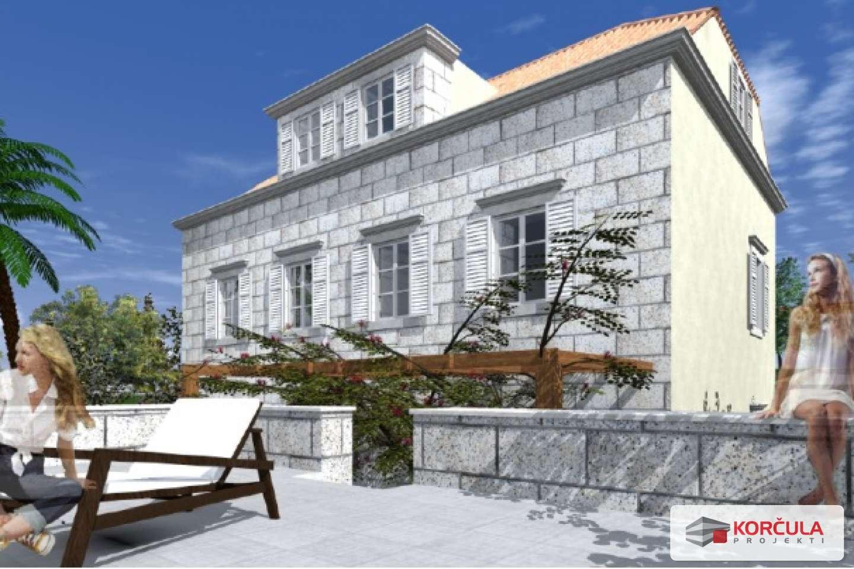 Kapetanova kuća - stara kamena kuća bogate kulturno-povijesne baštine