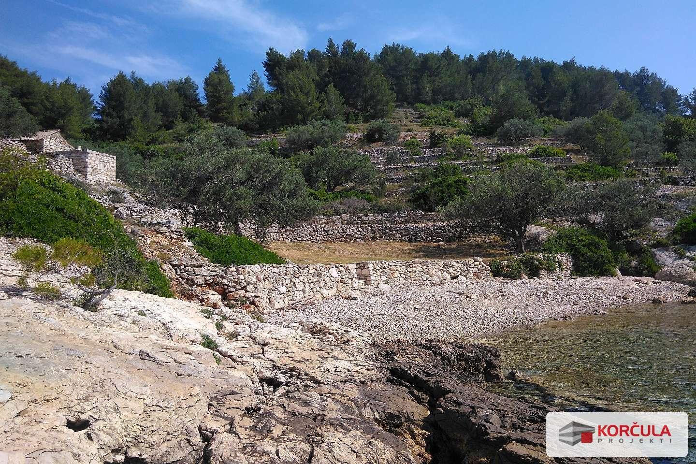 Breathtaking location near Vela Luka