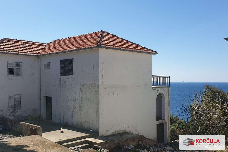 Projekt renovacije na odličnoj lokaciji – južna strana otoka