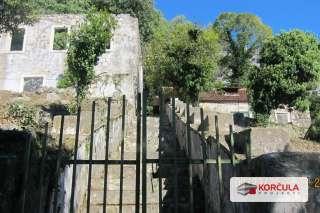Staro prostrano imanje iznad Orebića - projekt renovacije s ishođenom dozvolom