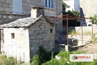 Traditional stone house in a picturesquely surroundings - renovation project