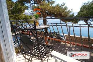 Two-bedroom apartment on the top location: Korčula old town, first row to the sea