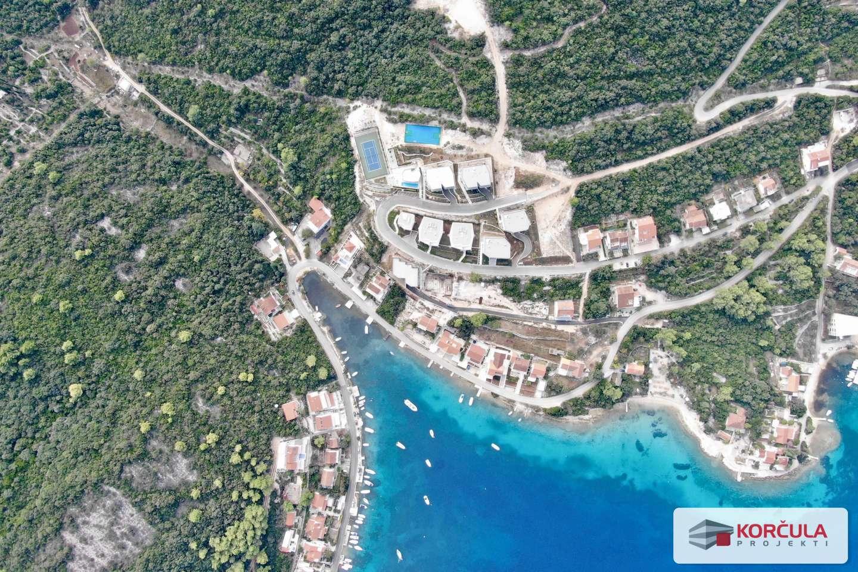 Odlična prilika za investitore: Građevno zemljište u blizini grada Korčule