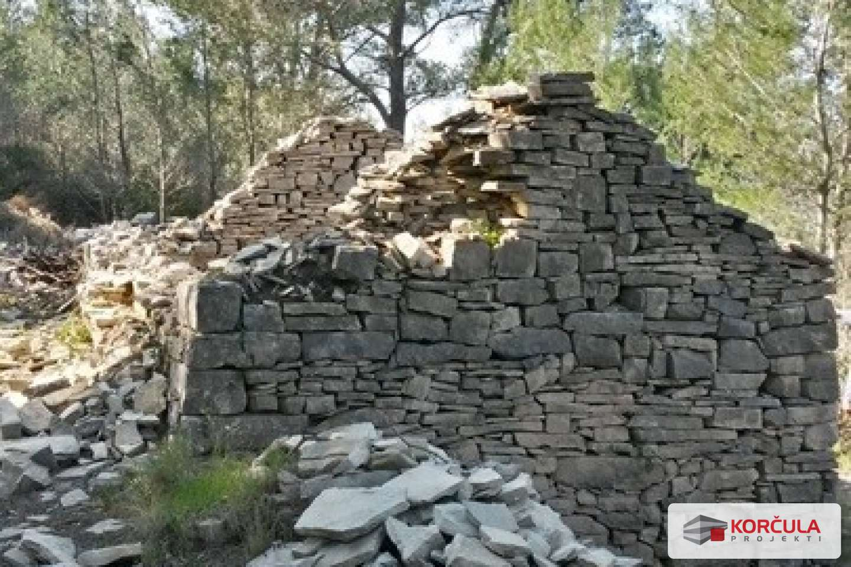 Prostrano zemljište s potencijalom za izgradnju poljske kućice - idealno za zaljubljenike u prirodu
