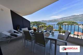 Luxury apartments on Korcula Hill