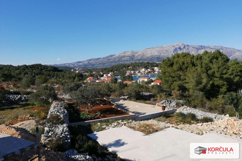 Građevinsko zemljište s projektnom dokumentacijom: odlična lokacija, pogled ne more