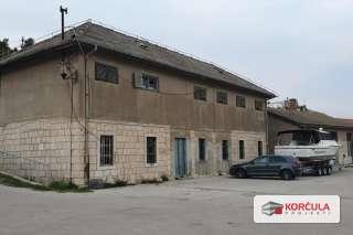 Stambeno-poslovna zgrada u gradu Korčuli, prvi red do mora, projekt renovacije