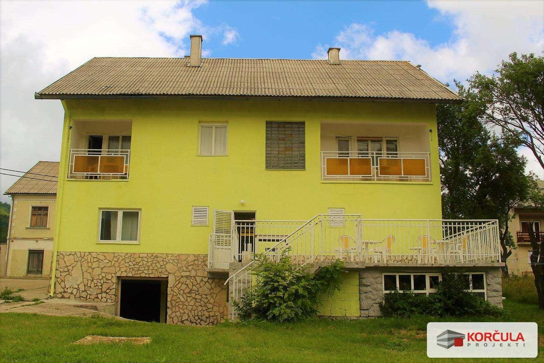 Hostel u blizini Plitvičkih jezera, potpuno opremljen