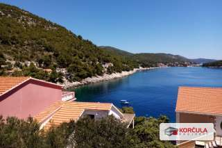 Building plot in Prižba, granted sea access, spectacular view overlooking 1 peninsula and 5 islets