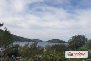 Building land located in one of the most attractive bays nearby  Vela Luka