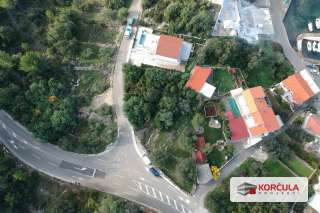 Building land on the southern coast of Korčula island: an excellent and attractive location