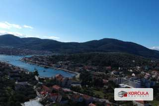 Building land for sale in quiet surroundings in Vela Luka