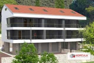Stanovi u fantastičnoj uvali, predivan i očaravajući panoramski pogled, mirno okruženje, projekt izgradnje
